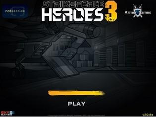 игра герои ударного отряда 1 с читами на деньги и на уровень