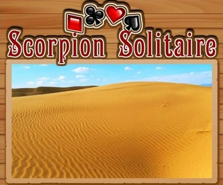 Карточная игра пасьянс скорпион