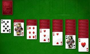 косынка играть онлайн на три карты